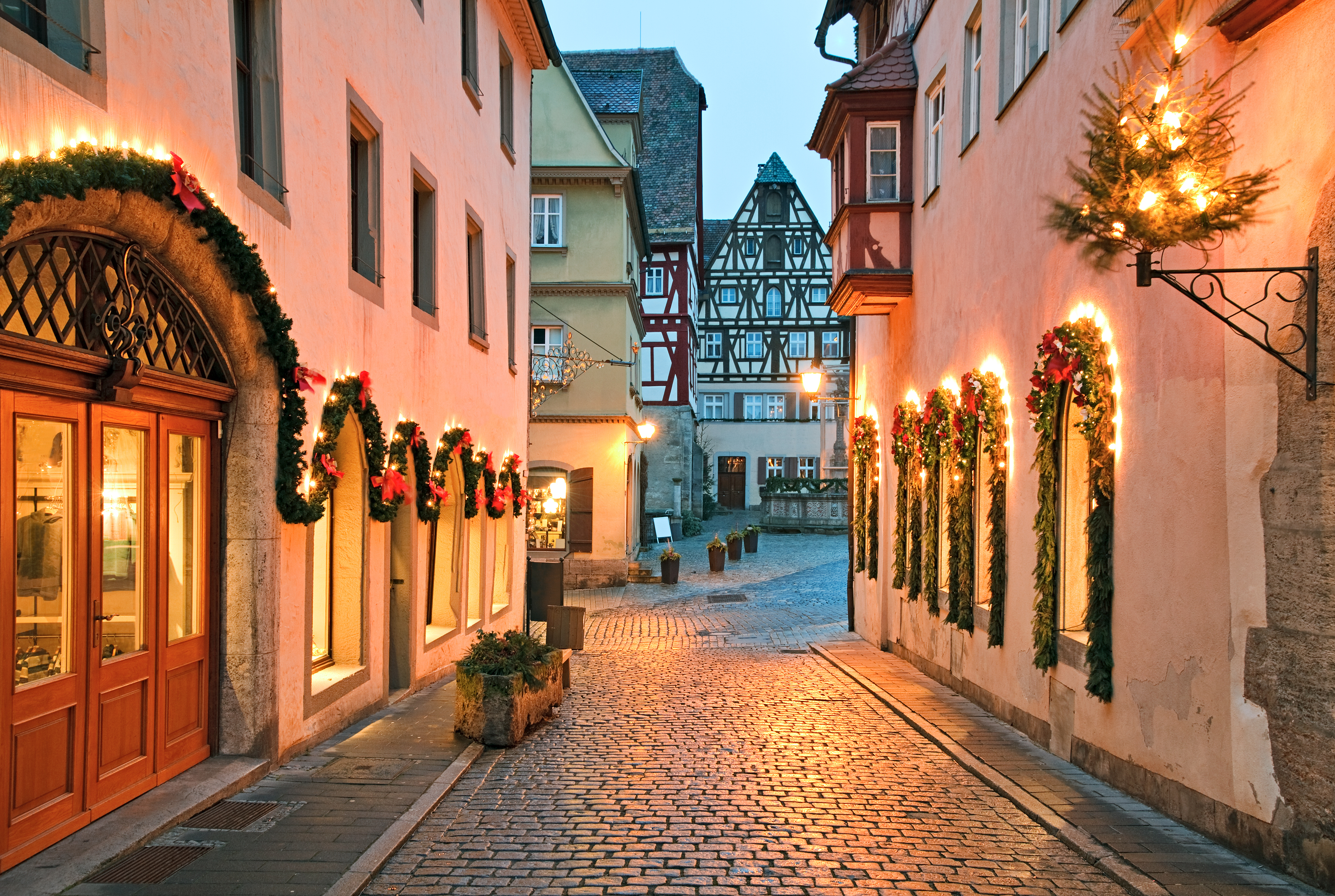 5 Best Medieval Hideaways For This Winter Daytrip
