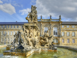 Bayreuth New Palace