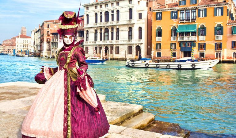 8 Tips for Visiting the Carnevale di Venezia