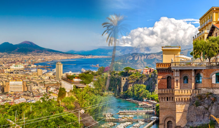 How to get from Naples to Sorrento
