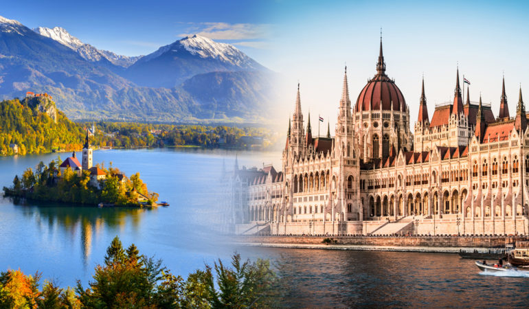 How to get from Budapest to Lake Bled