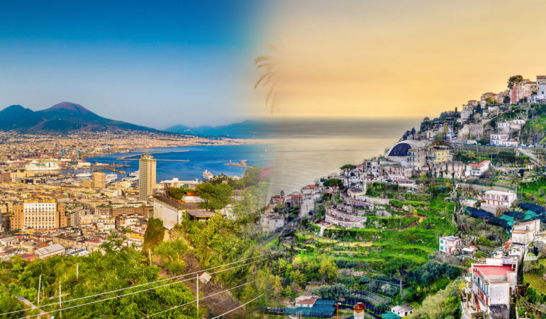 How to get from Ravello to Naples