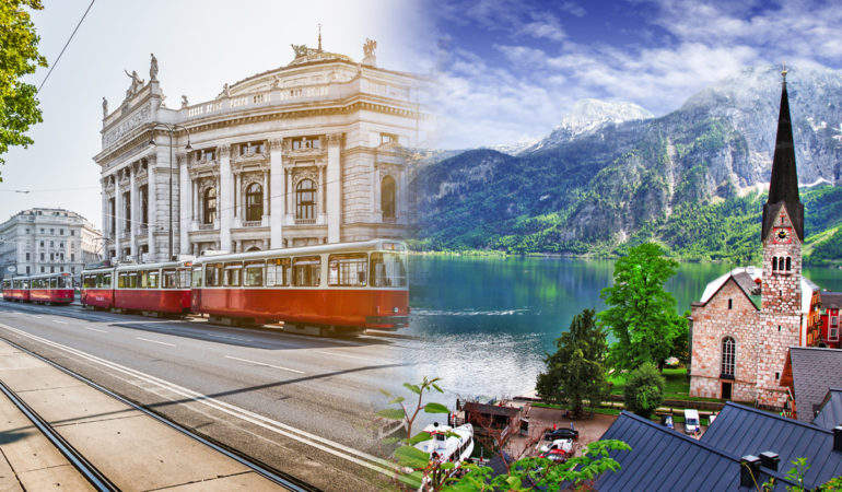 How to get from Vienna to Hallstatt